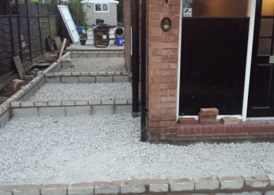 Groundwork and Footings